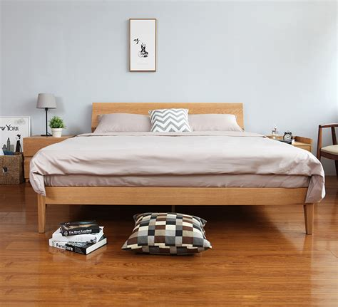 bed frames singapore wood furniture singapore scandinavian design namu wood