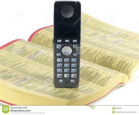 phone book pictures phone and telephone directory royalty free stock photo