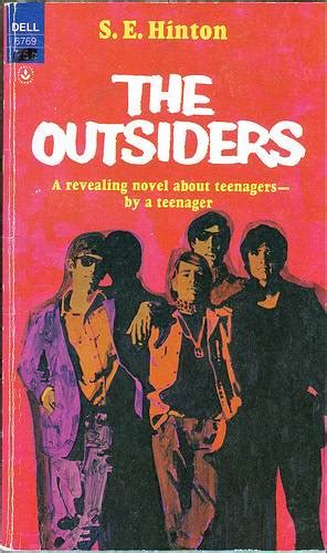 the outsiders book pictures the rise of fiction