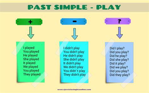 pasado simple ejercicios ingl 233 s online - Preguntas Faciles En Pasado Simple