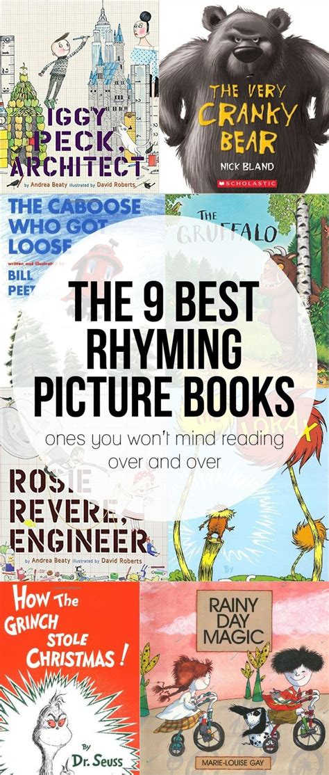 best rhyming picture books 1000 images about best books for on