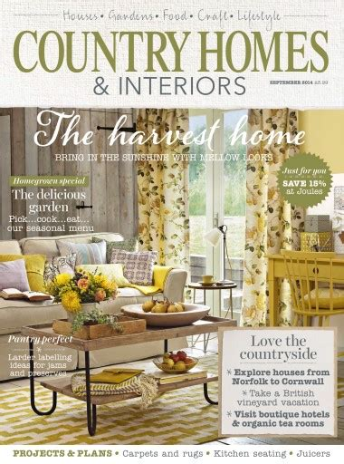 country home and interiors magazine country homes interiors magazine september 2014 subscriptions pocketmags