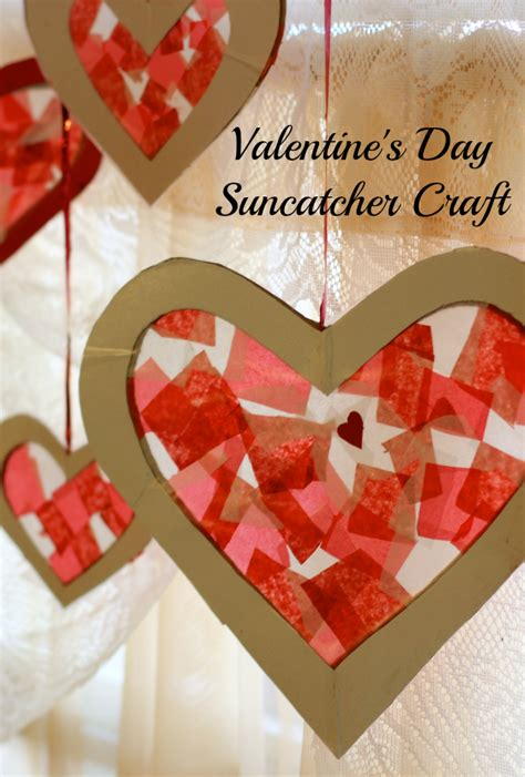 crafts for for valentines s day crafts the idea room