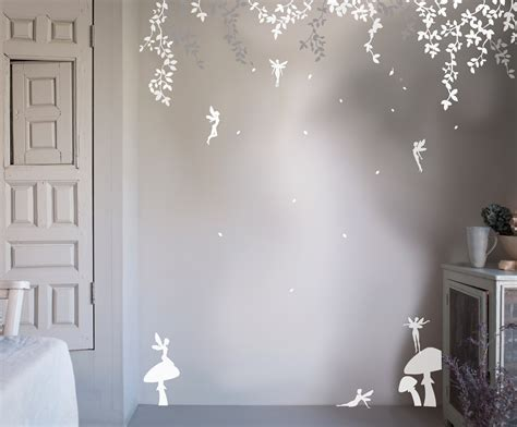 bambizi enchanted fairy forest wall sticker