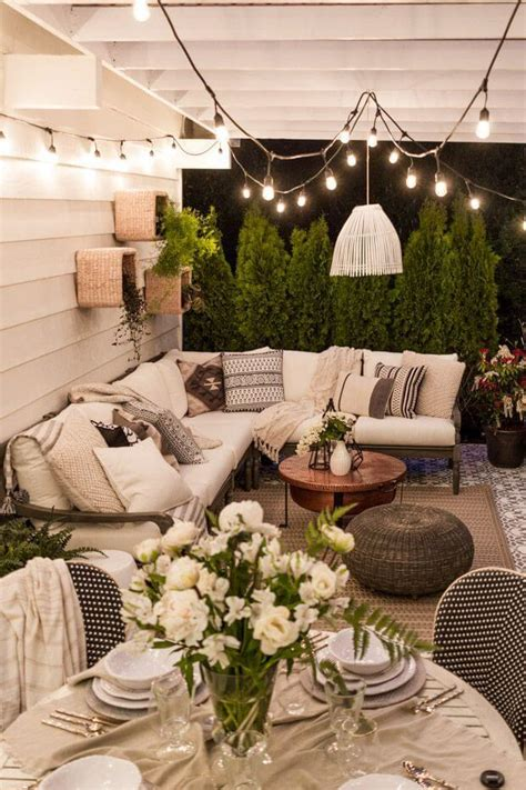 outdoor patio lighting ideas pictures 33 best outdoor lighting ideas and designs for 2017