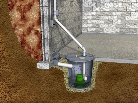 water coming up from basement drain how to install a sump bob vila