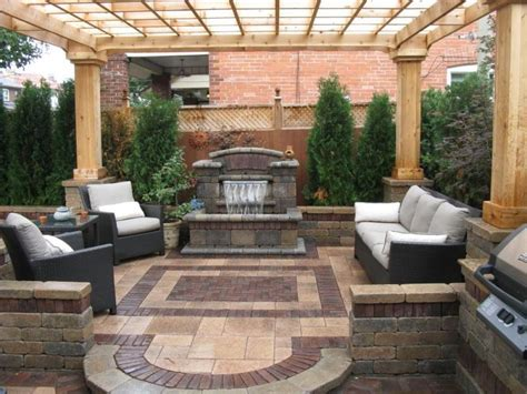 patio designs for small backyard backyard patio ideas landscaping gardening ideas