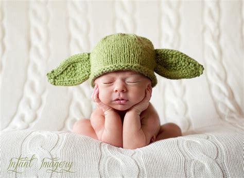 yoda knit hat yoda or bat hat by melodysmakings knitting pattern