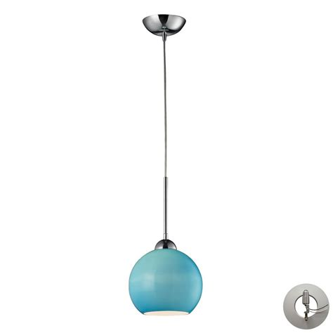 mini pendant light shades shop westmore lighting swancott 8 in w polished chrome