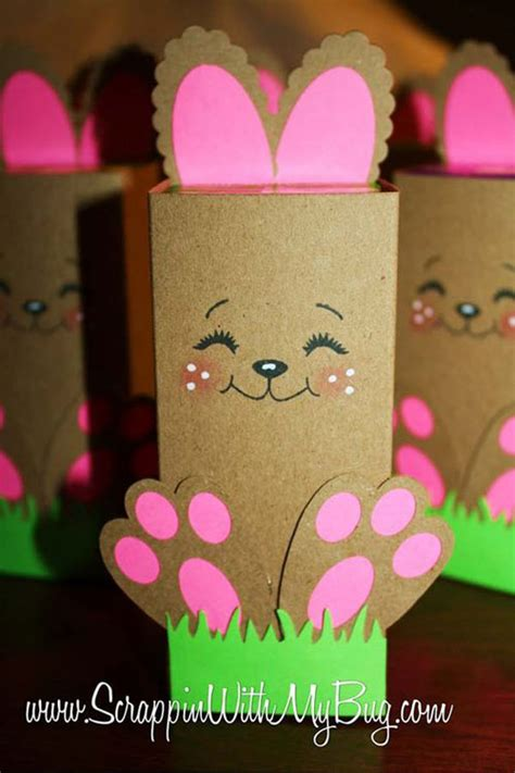easter paper crafts for 40 simple easter crafts for one project