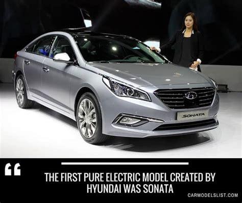 Hyundai Car Models by All Hyundai Models List Of Hyundai Car Models