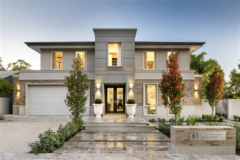 the home designers the toorak display home applecross webb brown neaves