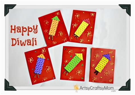 diwali cards to make the ultimate list of 15 diy diwali card ideas for to