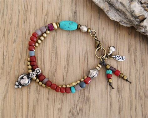 bohemian jewelry bohemian bracelet bracelet bohemian jewelry