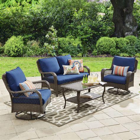 sale patio furniture sets patio sets on sale at walmart 28 images patio walmart