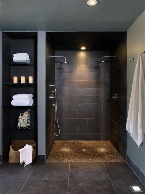 walk in shower bathroom designs 32 walk in shower designs that you will digsdigs