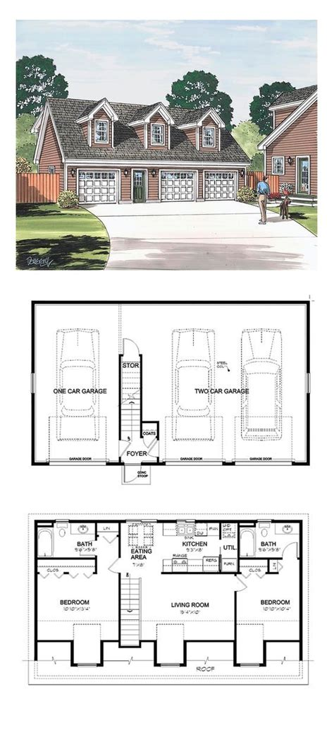 four car garage house plans best 20 garage apartment plans ideas on