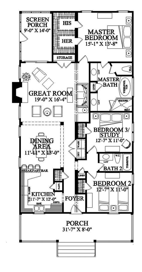 oblong house plans 25 best ideas about narrow lot house plans on