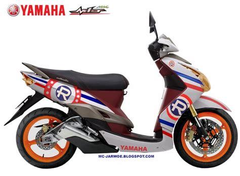 Modifikasi Motor Yamaha by Modifikasi Yamaha Mio Sporty Mio Matic Terkeren Simple Acre