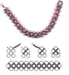 beaded jewelry patterns beaded jewelry pattern i this a simple right angle