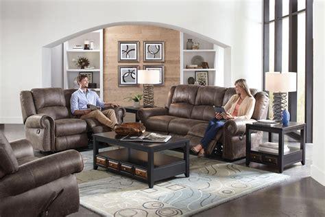 catnapper reclining sofas catnapper westin reclining sofa set ash cn 1051 sofa set