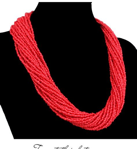cheap bead necklaces buy wholesale seed bead necklace from china seed