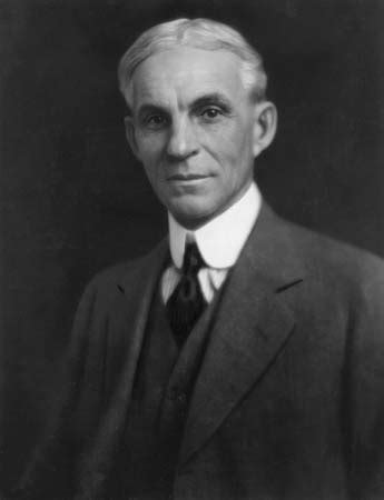 Henry Ford by Henry Ford American Industrialist Britannica