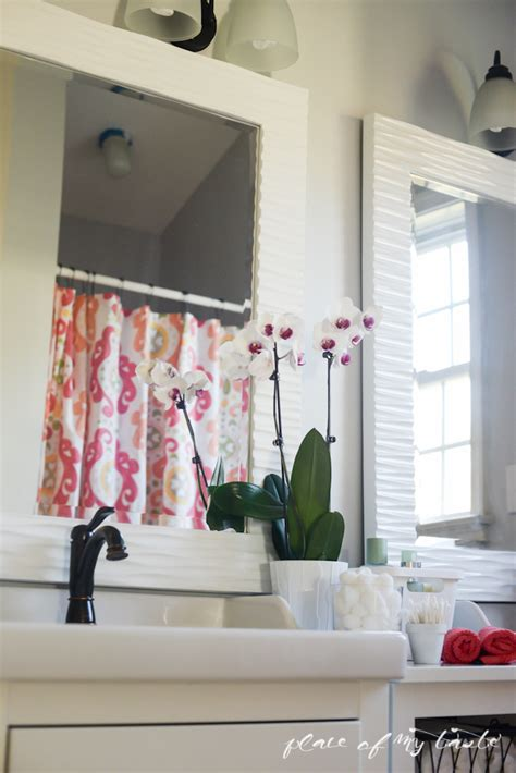 Win A Bathroom Makeover 2014 by Bathroom Update With Kendrick Wall Mirrors And Giveaway