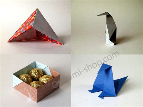 origami shop origami for all designs from simple folds