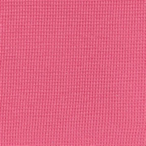 thermal knit fabric coral bamboo thermal knit fabric nick of time