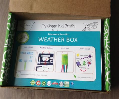 kid craft subscription box green kid crafts subscription box review sept 2014 my