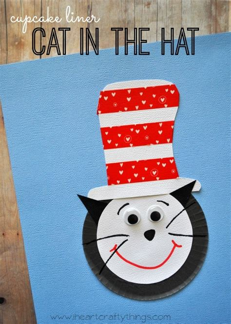 cat in the hat crafts for 11 creative hat crafts for national hat day artsy