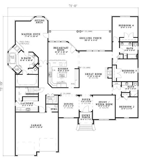 best floor plans for homes the best house plans studio design gallery best design