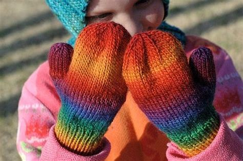 knitting patterns for mittens on four needles 235 best images about things to do on free