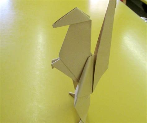 when did origami start wars origami battle droid design 2