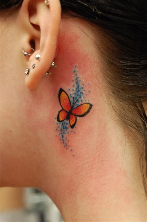 25 sweet butterfly tattoos creativefan