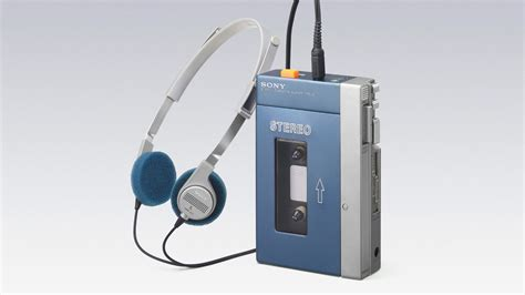 the walkmen the history of the walkman 35 years of iconic