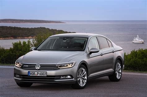 Volkswagen Passat Specifications by Volkswagen Passat B8 Initial Specifications Detailed Two