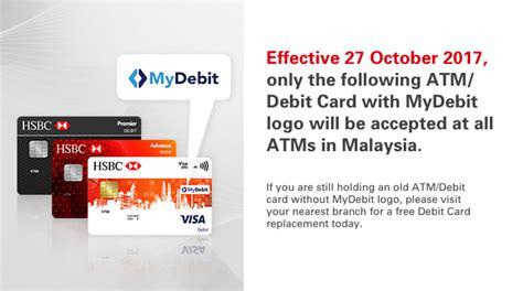 how to make hsbc credit card payment debit cards hsbc malaysia