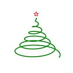 stilisierter weihnachtsbaum weihnachtsbaum zeichnung my