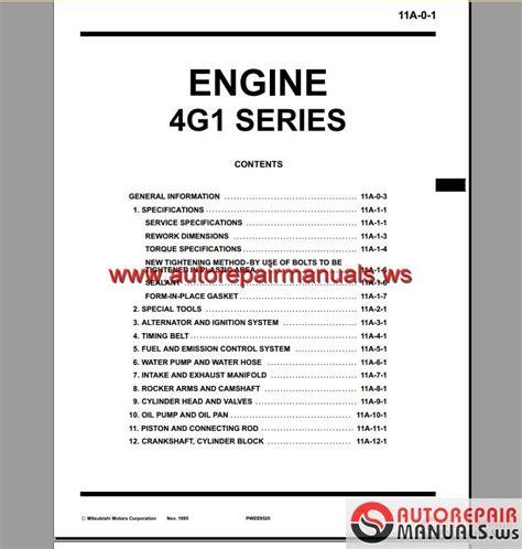 service manual small engine repair manuals free download 1993 mitsubishi truck engine control mitsubishi outlander manual pdf download autos post