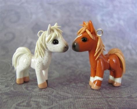 how to make a out of pony 7 polymer clay charms polymer clay