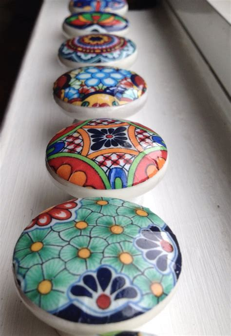 how to decoupage door knobs 12 decorated decoupaged wooden knobs by lilandjill on etsy