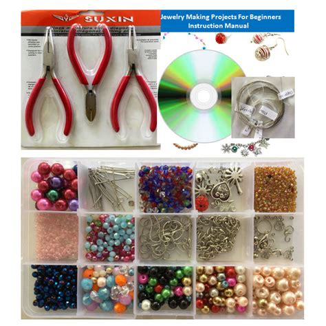 beginner jewelry kits jewelry kit for beginners with 8 jewelry