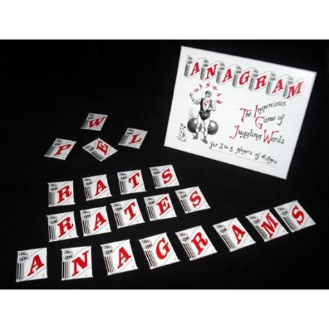 anagram and scrabble anagram gifts and new zealand shop