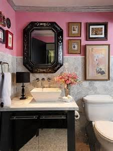 pink tile bathroom decorating ideas how to decorate a pink bathroom