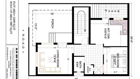draw house plans house plan drawing