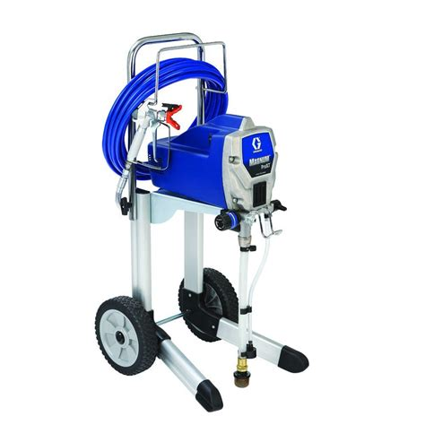 home depot paint sprayer wagner graco prox7 airless paint sprayer 261815 the home depot