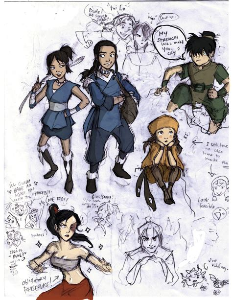 gender bender gender bender avatar the last airbender photo 18011198
