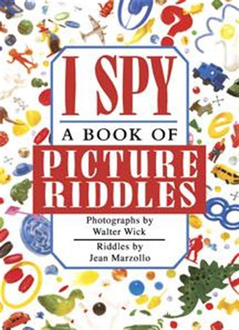 i spooky a book of picture riddles i a book of picture riddles